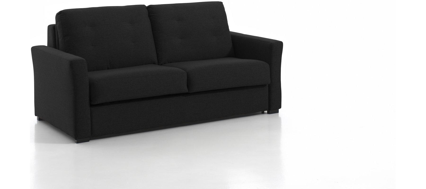design de qualité 0c59f d8c0a Canapé lit couchage quotidien 160cm 4 places très ...