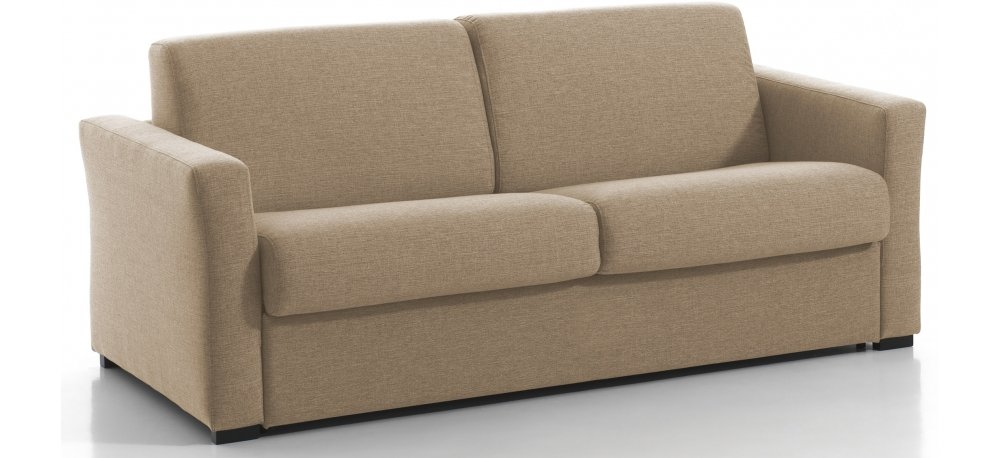 Canapé convertible 3 places ROVIGA - Largeur 192 cm - Couchage 140 cm