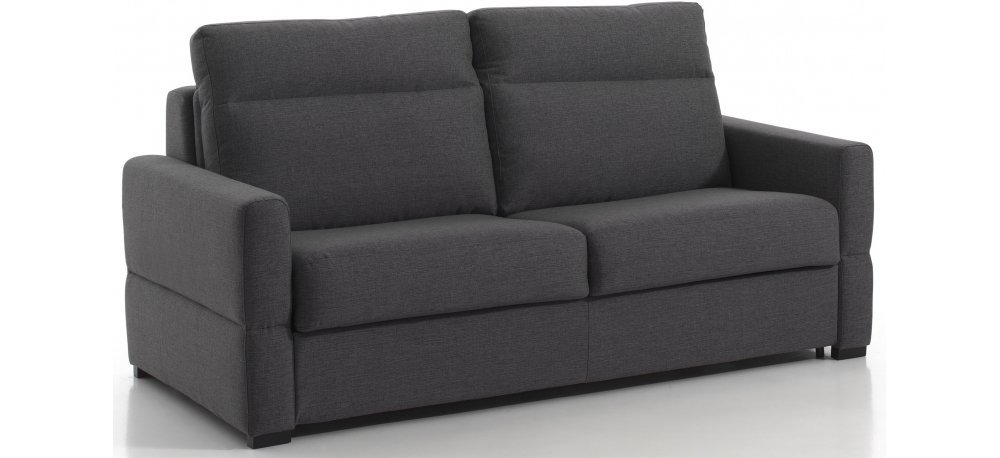 Canapé convertible 4 places PADOVA - Largeur 208 cm - Couchage 160 cm