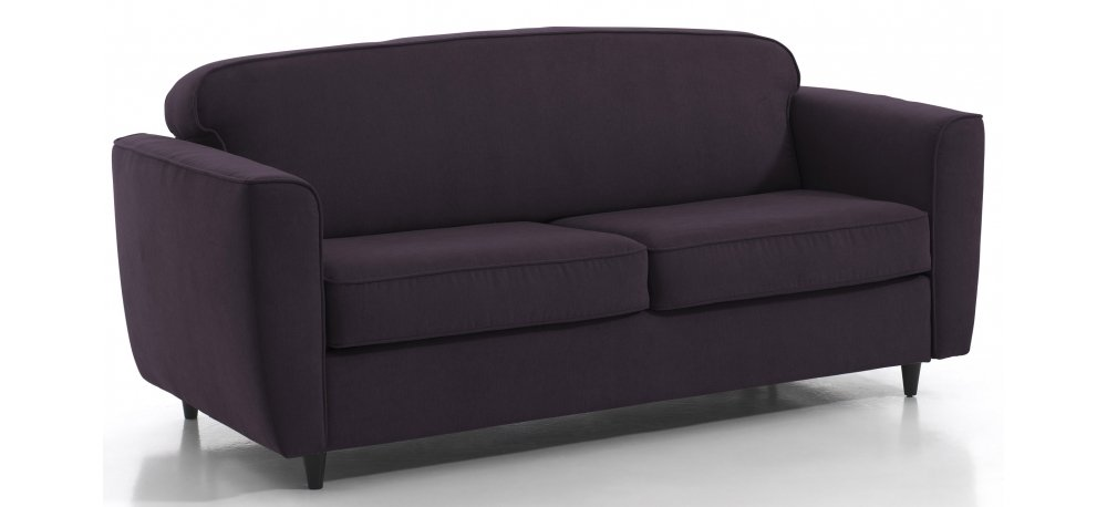 Canapé convertible 2 places CLUB - Largeur 172 cm - Couchage 120 cm