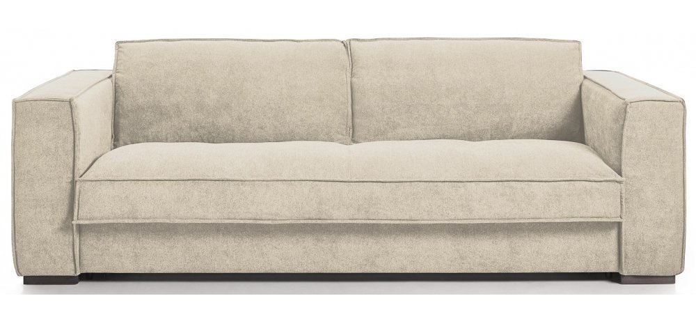 Canapé convertible 2 places BALDO - Largeur 174 cm - Couchage 120 cm