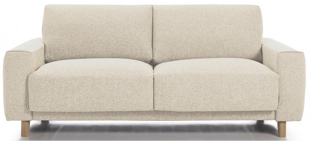 Canapé convertible 2 places CALIMA - Largeur 184 cm - Couchage 120 cm