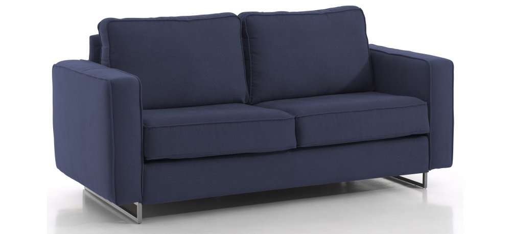 Canapé convertible 4 places CALIN - Largeur 216 cm - Couchage 160 cm