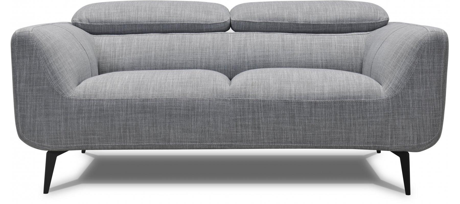 meilleure sélection 41407 e674f Canapé 2 places fixe SOUPLY design et au confort exceptionnel