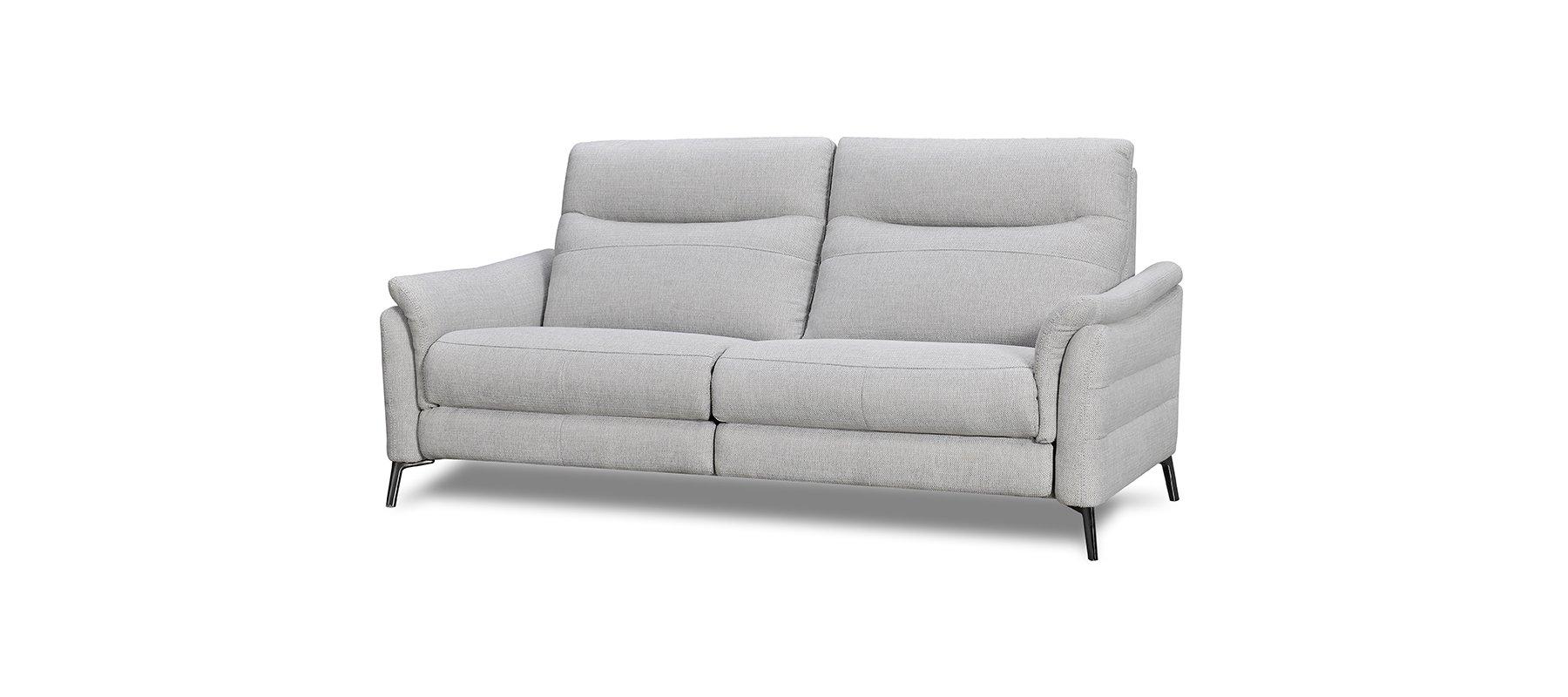 Canapé relax électrique JENNY - Largeur 200 cm
