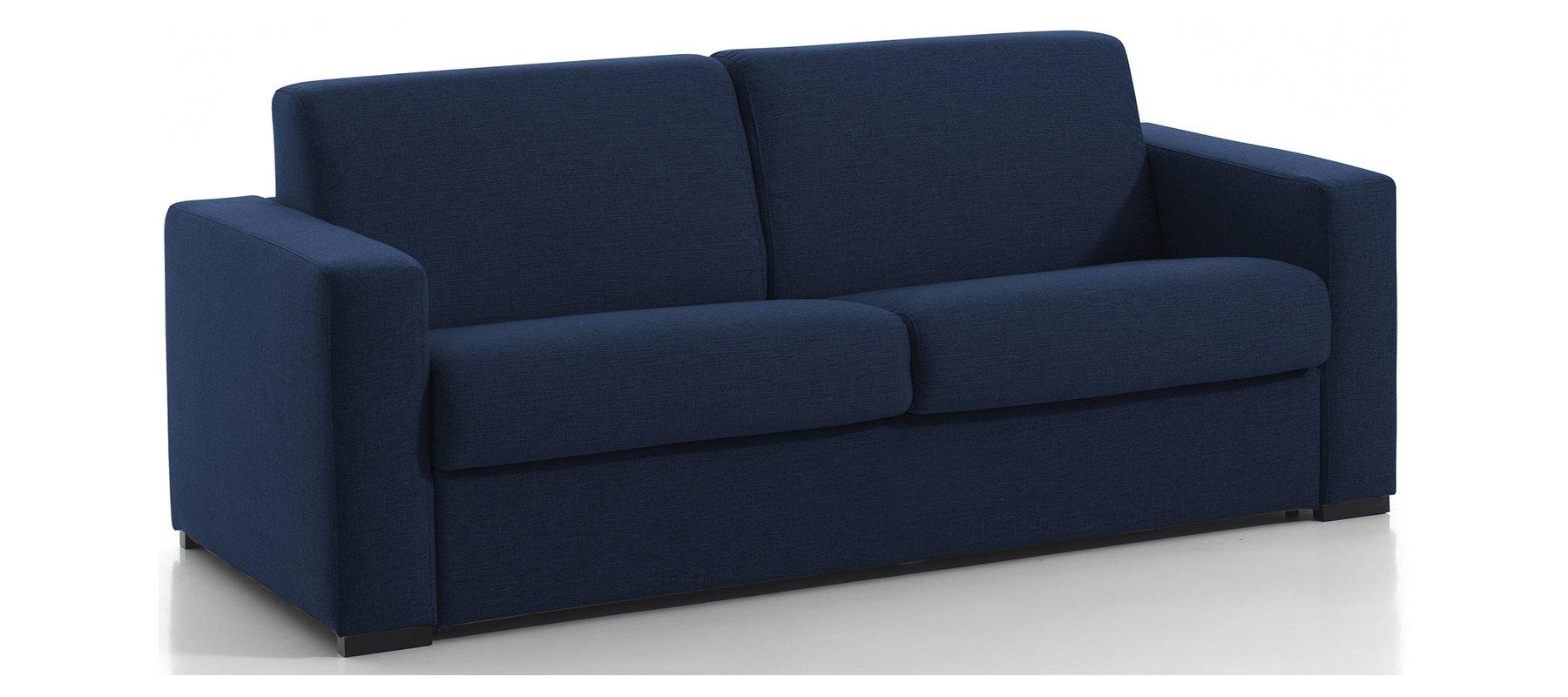 Canapé fixe 3 places MODENA - Largeur 196 cm