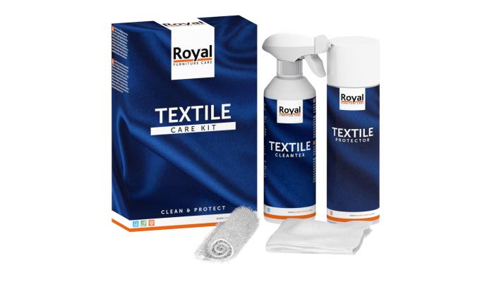 Kit de nettoyage et de protection textile