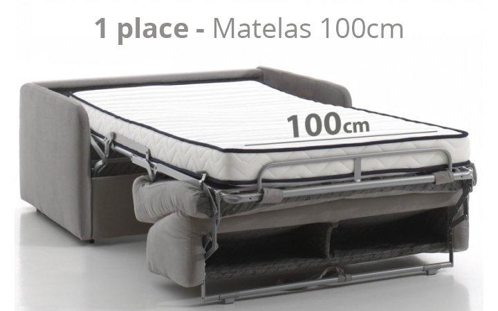 Fauteuils Convertibles - en stock