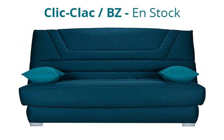 Clic-clac / BZ - en stock