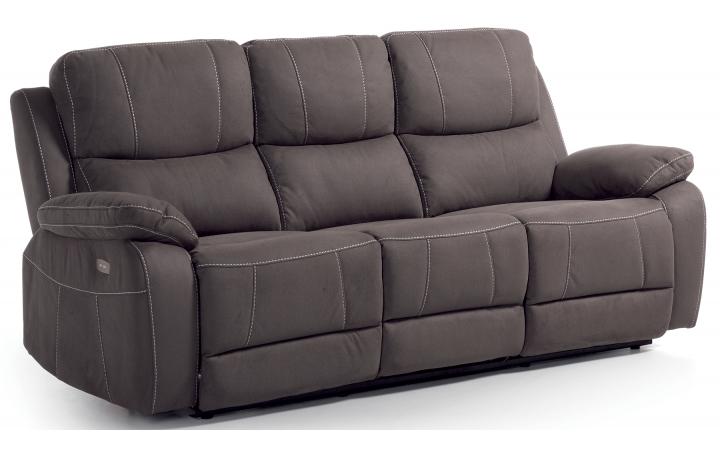 Canapés relax électrique 2 places