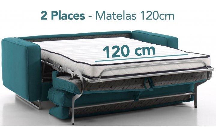 Convertibles 2 places - 120 cm